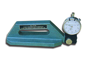 XL-10型紙面石膏板楔形棱邊深度測定儀