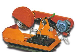 QZ-60型切磚機 (MODEL QZ-60 BRICK CUTTER)